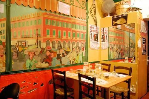 Restaurant Nice Le