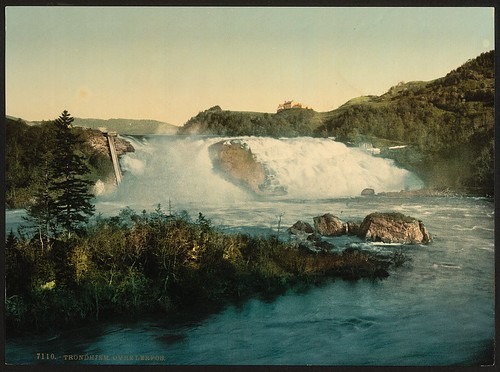 [Øvre Leirfoss, Trondheim, Norway] (LOC) | by The Library of Congress
