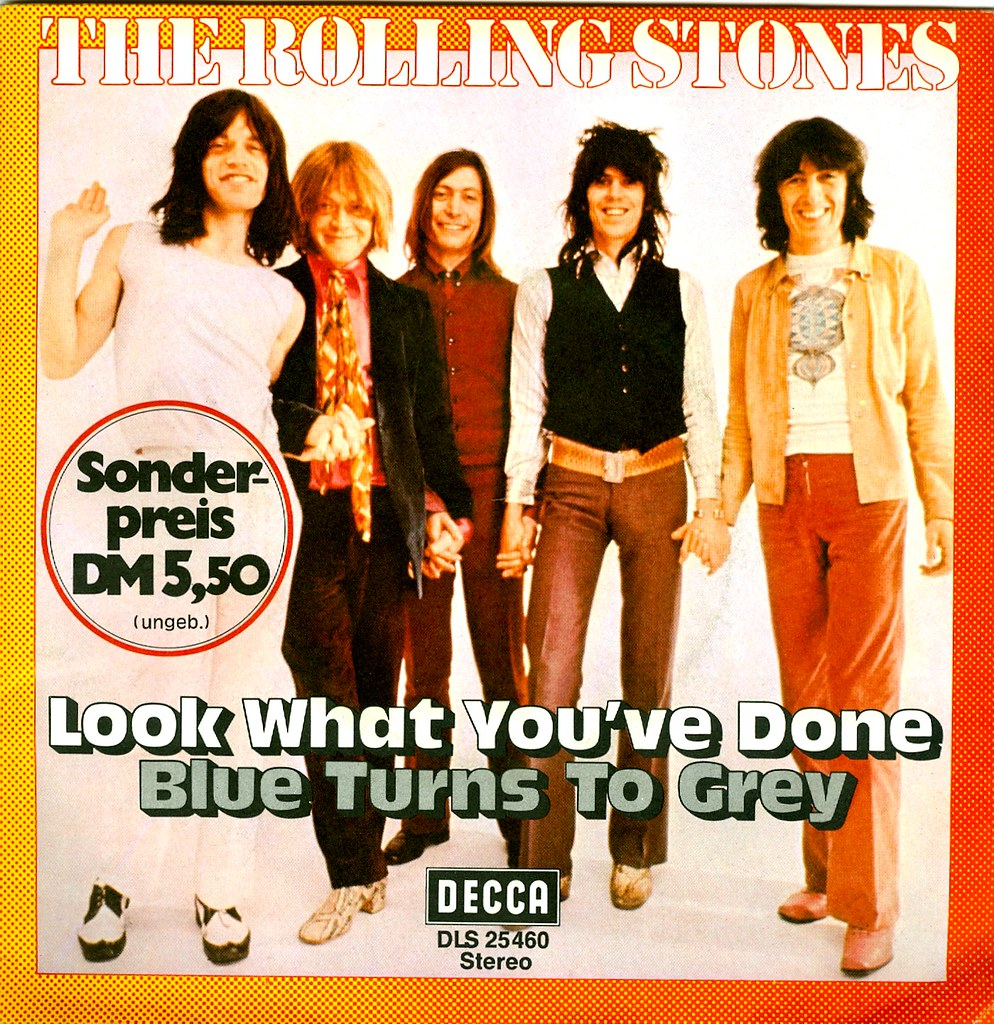 Image result for the rolling stones look what you've done images