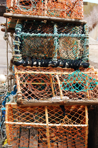 Lobster Pots | by Ben Clinch
