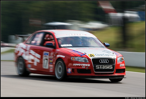 2007 Grand Prix of Mosport - Speed World Challenge Touring (Friday sessions) | by Tanner.