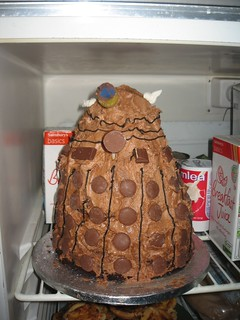 dalek cake | by nicgee