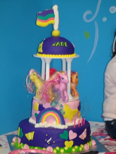 Duran Duran Birthday Cake