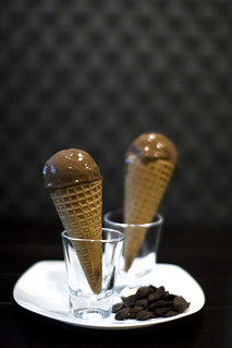Chocolate Thyme Ice Cream | by dubbie