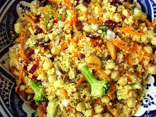 Curried Couscous Salad | by Halal Mama's World Kitchen