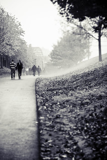 Walk in the Fog | by kirberich