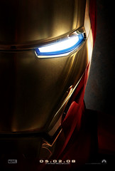 Iron Man Teaser Poster | by ZacharyTirrell