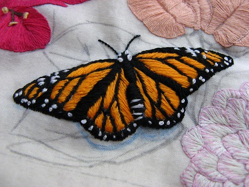 Monarch butterfly, finished. | by Angie7