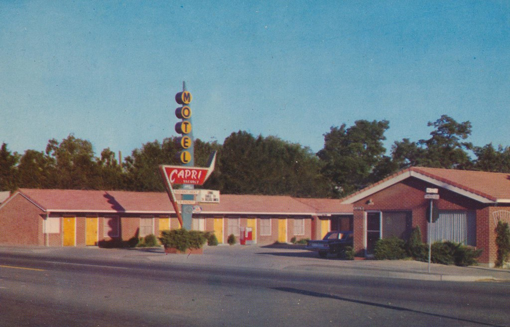 Motel Capri - Twin Falls, Idaho