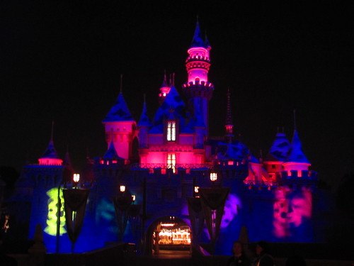 Halloween hits Sleeping Beauty Castle | by Castles, Capes & Clones