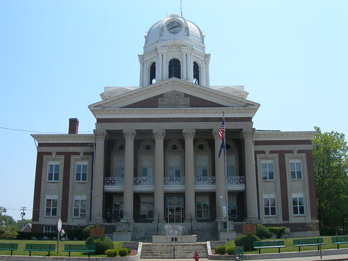 Muhlenberg County Court House | by jimmywayne