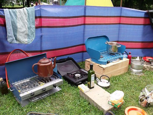 Camp Kitchen | by c. luise foster