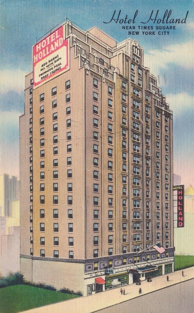 Hotel Holland - New York, New York