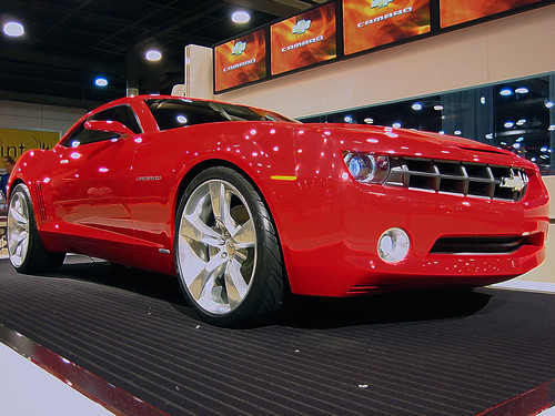 Houston Auto Show Car List