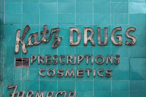 Katz Drugs Prescriptions Cosmetics | by k.james