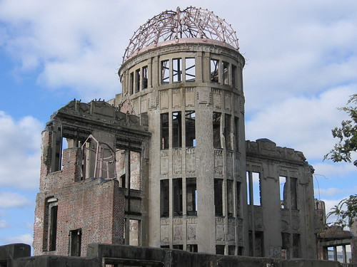 A-Bomb Dome close-up: 1 | by Globalism Pictures