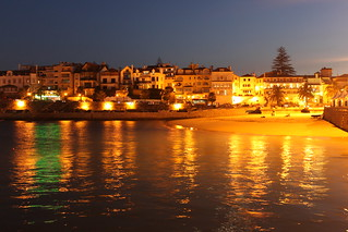 Cascais by night, Portugal | by nouvelle_v