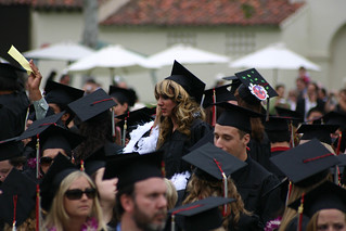 Graduates at Commencement | by California State University Channel Islands