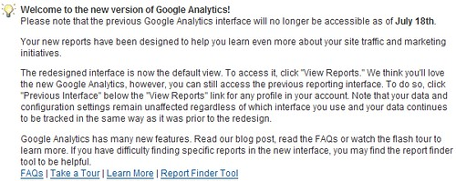 Google Analytics: Old Version Ends July 18th | by Tamar Weinberg