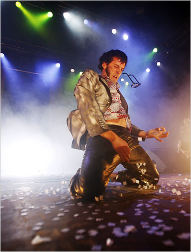 And the French 2007 Air Guitar Champion is : | by Bicars