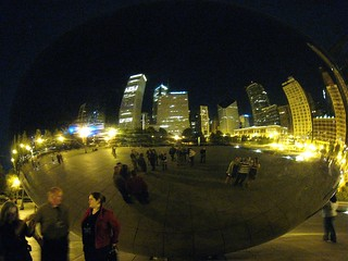 Anish Kapoor's Cloud Gate | by cogdogblog