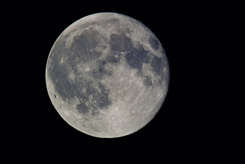 SDIM0637 blue moon | by Seng  Merrill