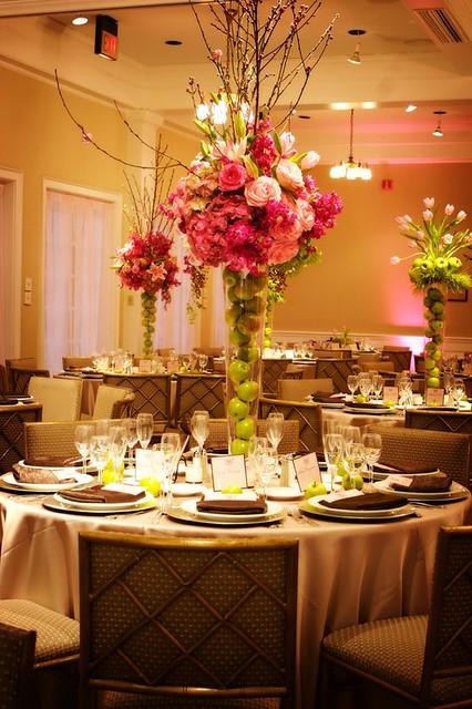 Table setting at a luxury wedding reception belinda cee ev flickr table setting at a luxury wedding reception belinda cee event management planning decorating themeing design belinda junglespirit Gallery