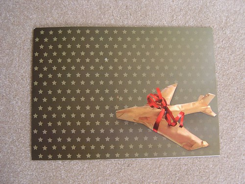 Virgin Atlantic Birthday Card 2007 | by Tips For Travellers