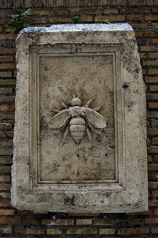 vatican_bee | by TenSafeFrogs