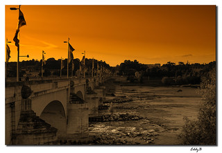 Sunset in Tours - Atardecer en Tours | by EddyB