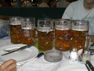 Fusti birra 5 litri paulaner