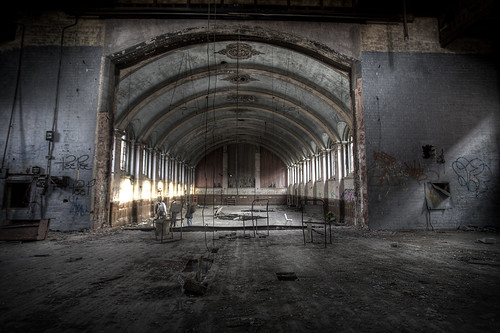 Hellingley abandoned asylum | by andre govia.