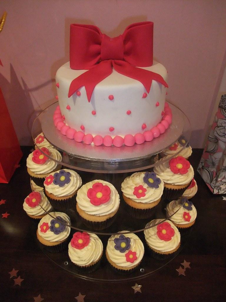 My 22nd Birthday Cake Chocolate Mudcake With Dark Choc Gan Flickr