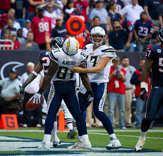 Chargers at Texans | by San Diego Chargers