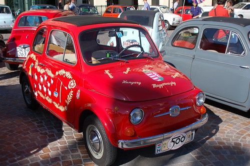 old fiat 500 | by massimo ankor