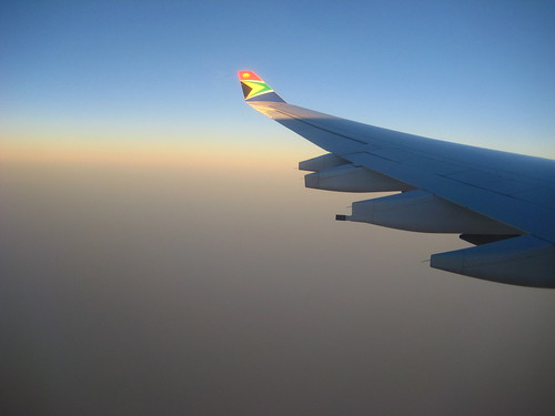 Somewhere Over Africa | by WireLizard