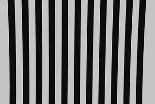 beautiful stripes on a wall | by KoRnster