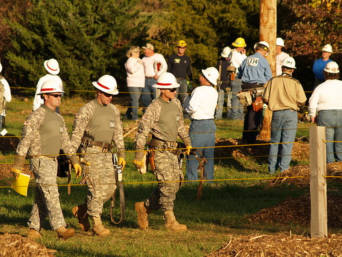 249th Engineer Battalion Participates In Lineman S Rodeo