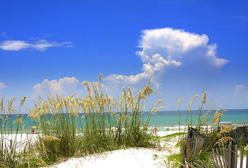 """A Perfect Saturday"" - Won ""Beach"" Category in Destin Chamber Photo Contest 2007! 