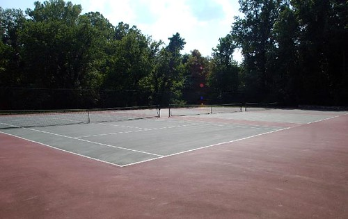 Atlanta Tennis Courts, underwood hills | by Fitness With Jeff Atlanta