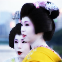narrative of two geishas | by ajpscs
