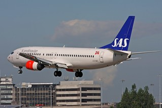 SAS B737 LN-BRI | by Transport Pixels