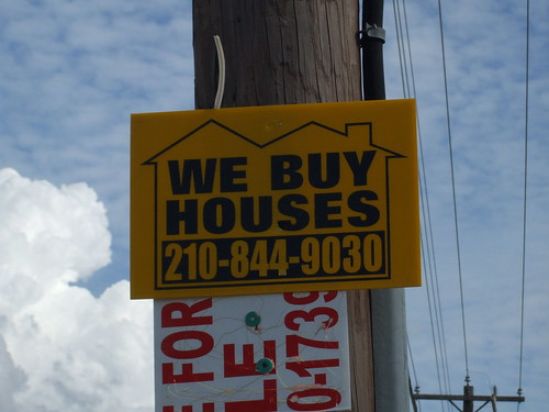 """We Buy Houses?"" Doubt it! 