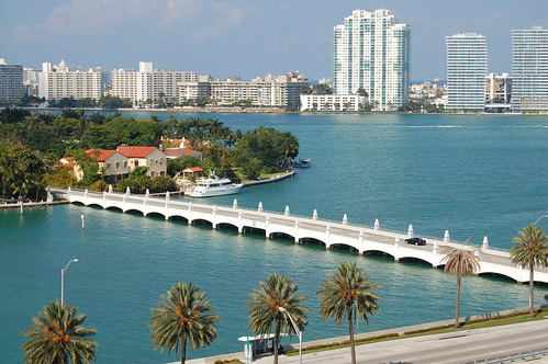 Bridge to Star Island, Celebrity Waterfront Community | by thepalmshotel