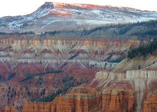 Cedar Breaks Layer Cake | by Mountain Man JC13