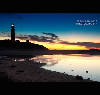 SUNSET AT THE LIGHTHOUSE | by Diego Ceuta - www.diegojperez.com