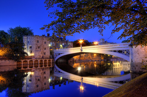 Lendal Bridge, York | by Corica