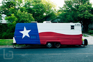 texas travel trailer | by birzer