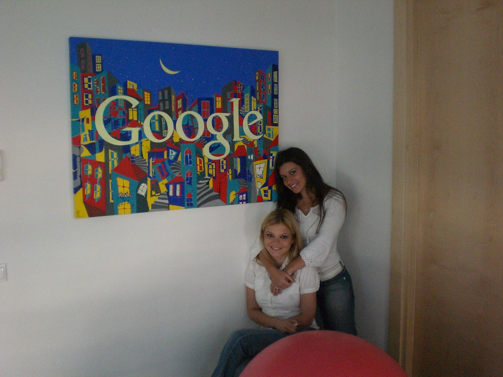 google turkey office. Google Painting For Turkey Office | By Cihan Ergur