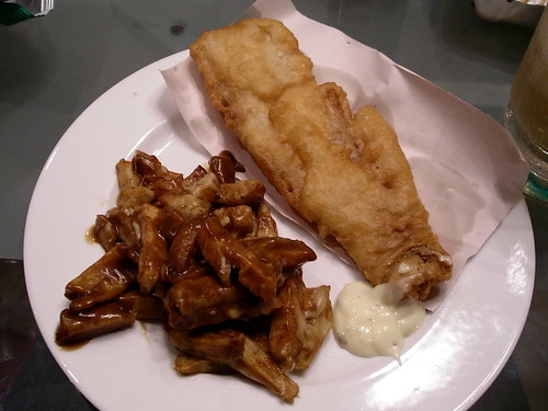 Fish and chips | by Blue Lotus